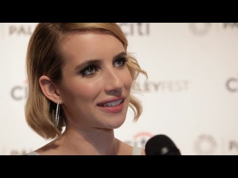 Emma Roberts on 'Mean Girls' influencing her role on 'American Horror Story'