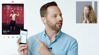 Nick Kroll Hijacks a Stranger's Tinder | Vanity Fair