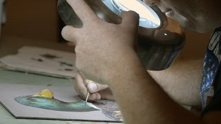 The Art of the Duck Stamp