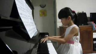 Chopin Nocturne Opus 9 No. 2 - Ethel Poh (9-year-old)
