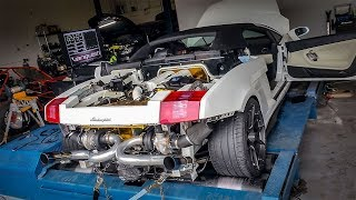 How My Cheap Lamborghini Could Make Almost 1,000 HP Without Breaking A Sweat!