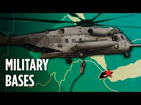 Why Do So Many Countries Have Military Bases In Djibouti?