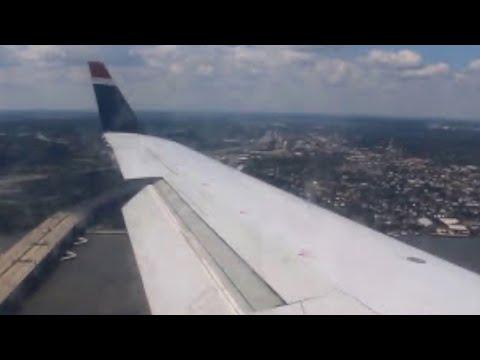 US Airways CRJ - 200 exsperience BUF - DCA