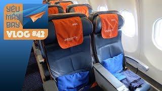 VLOG #42: 10 cách tồn tại trên chuyến bay đường dài | Yêu Máy Bay