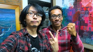 Persahabatan Tak Lekang Waktu, Sekali Jamming Nelorin 3 Lagu Baru | Cerita Bule Lombok | ToscaVlog