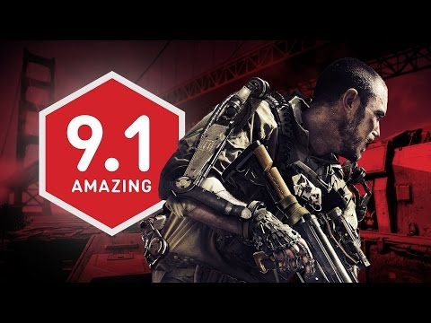 Call of Duty: Advanced Warfare Multiplayer Review Discussion