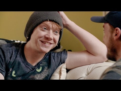 Rupert Grint's night in Drag | Tom Felton Meets the Superfans