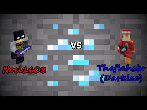 Minecraft PvP 1 vs 1 -Un puente,dos luchadores y un ganador-