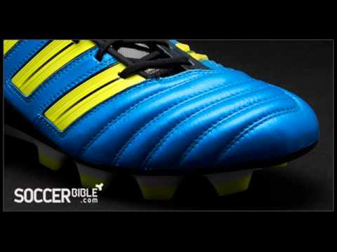 OFFICIAL RELEASE adidas adipower Predator Football Boots - Blue/Electricity