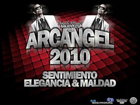 Arcangel 2010 -PIEL CANELA  (nuevo tema)*