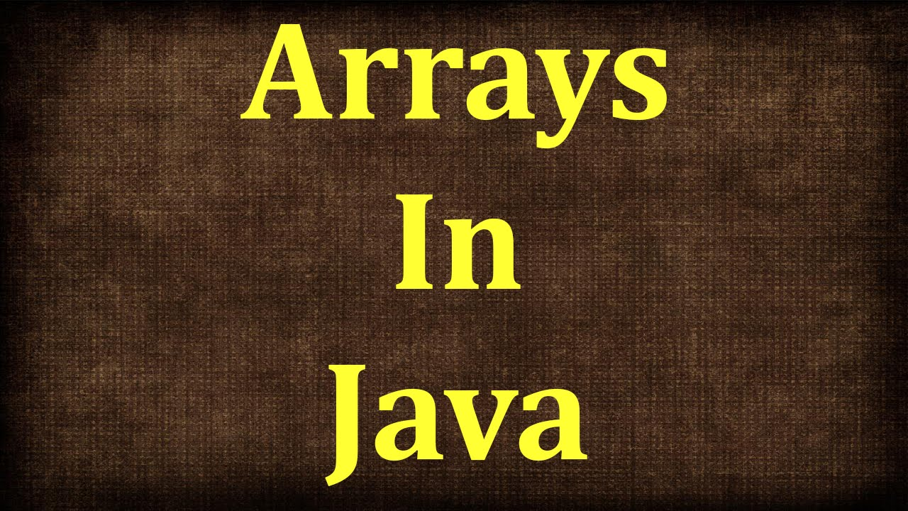 java how to delete an array