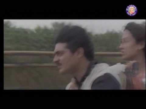 Ajithkumar & Maanu In Tilothama - Kadhal Mannan Romatic Song video