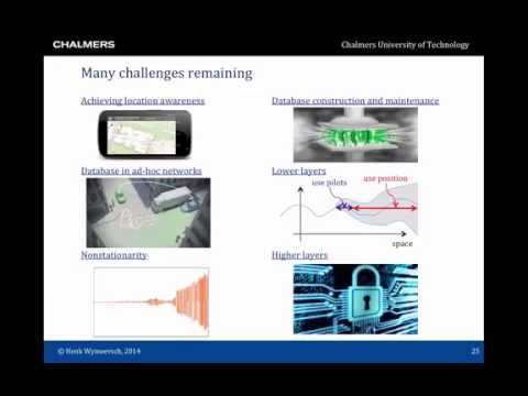 Location-aware Communications for 5G Networks