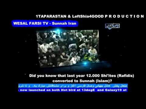 Iranians leave Shi'ism - Confession of an Ayadollar