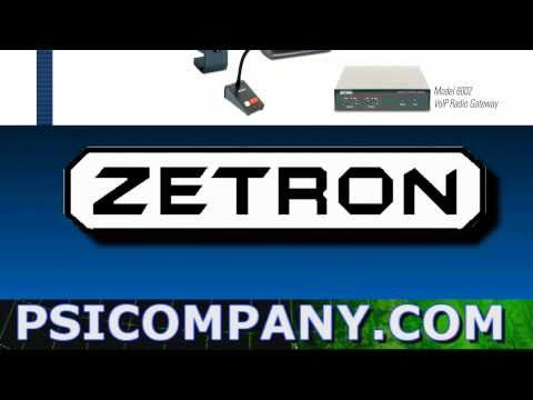 Zetron Series 6000 VoIP Radio Dispatch System Videoture