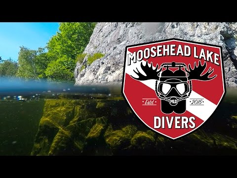 Moosehead Lake Divers Labor Day Weekend 2015 Dive Video