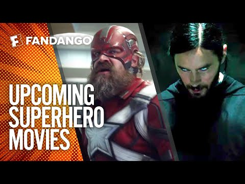 Upcoming Superhero Movies (2020) | Movieclips Trailers