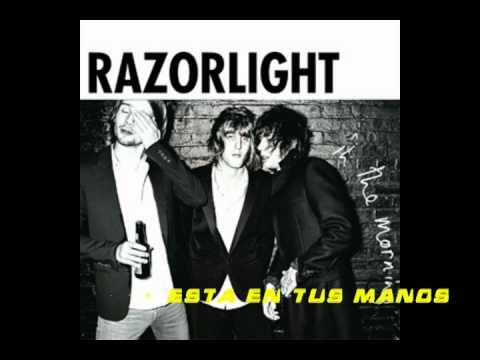 Razorlight - Stumble and fall - Subtitulado
