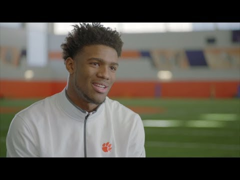 Clemson's QB Kelly Bryant shares the story behind his scars and why they motivate him | ESPN