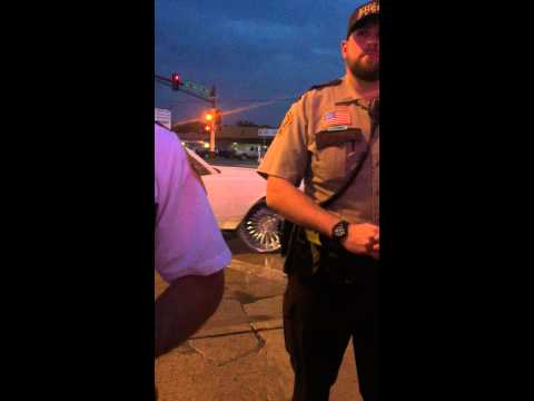 Steele County Sheriff Short Circuits When Respectfully Challenged On Law