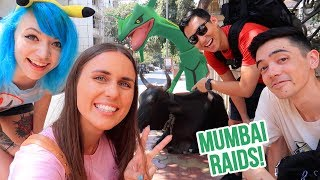 MUMBAI - LAST RAYQUAZA RAIDS! Pokémon GO