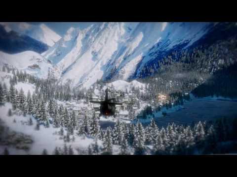 Hd Battlefield Bad Company 2 E3 Trailer video