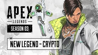 Meet Crypto – Apex Legends Character Trailer