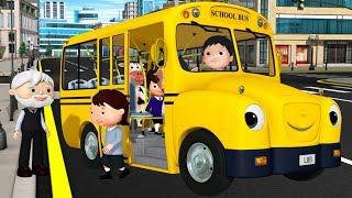 Wheels On The Bus Original More Nursery Rhymes Kids Songs Little Baby Bum