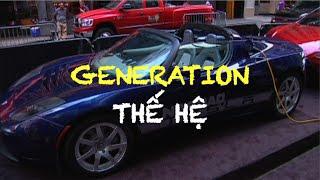 Học tiếng Anh qua tin tức - Nghĩa và cách dùng từ Generation