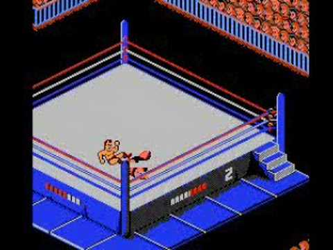 WWF WrestleMania Challenge (Tournament Mode)