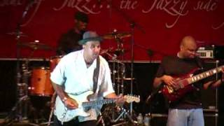 Ronnie Baker Brooks Boogie Chillun Live @ Marco Fiume Blues Passion 2009