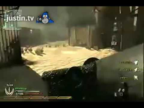 Worst Game Winning Kill Ever in MW2!!