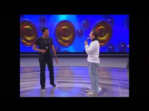 Lionel Richie at Caldeirão do Huck (Sep 04th 2010). Lionel Richie no Caldeirão do Huck (04 Set 2010). 02:26 Three Times A Lady 04:04 Easy 06:29 Hello 11:07 E...
