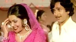 Ye Rahi Meri Jawani - Sulakshana Pandit, Shashi Kapoor, Ganga Aur Suraj Song