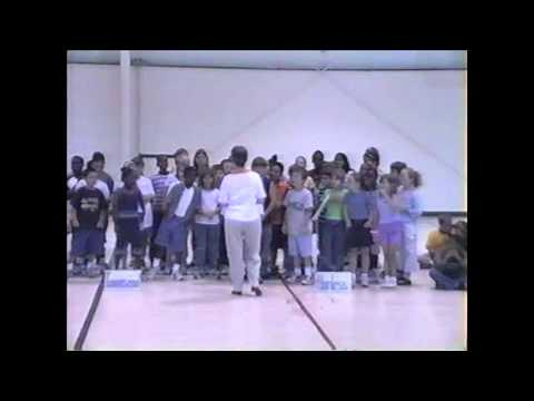 Jesup Elementary 'Singing in the Rain' 2000