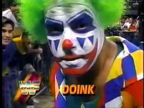 مكتبه Doink The Clown لباتشات لعبه WWE IMPACT 0