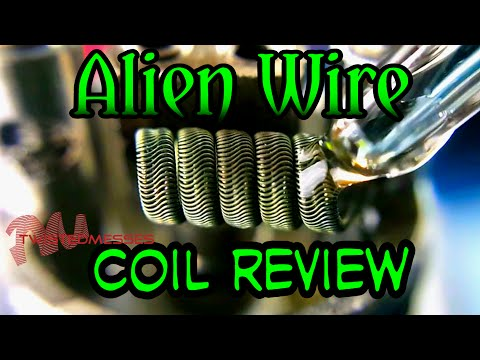 Alien Wire Coil Review - TwistedMesses