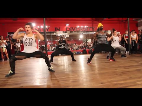 @Beyonce - Get Me Bodied - WilldaBeast Adams Choreography -  by @DirectorBrazil