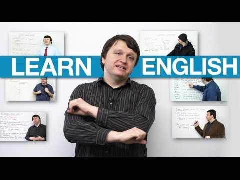 Learn English with Alex