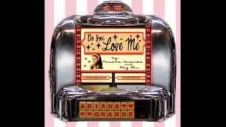 """Ariana Grande """"Do You Love Me"""" Information"""