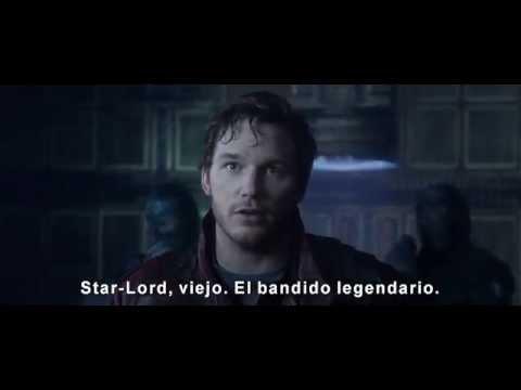 Guardianes de la Galaxia - Tráiler Oficial Latinoamérica (Subtitulado)