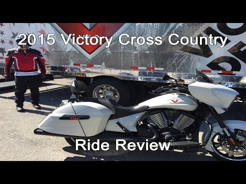 My Bike Update And 2015 Victory Cross Country Ride Review