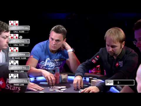 Aussie Millions 2012 Main Event. Ep9. HD