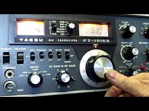 YAESU FT-101 ES