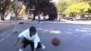 16 Year Old Boys Playing Basketball