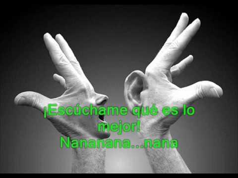 Sin un adiós (lyrics) - LU / Paty Cantú