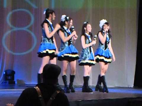 TENTANG FLYING GET HARUKA,VERANDA,MELODY,KINAL JKT48 TRANS STUDIO BANDUNG