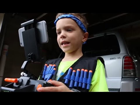 Nerf War:  Payback Time 11