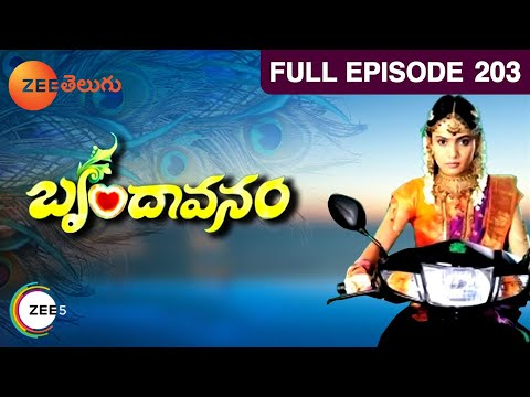 Brindavanam - Episode 203 - March 12 2014 - Full Episode