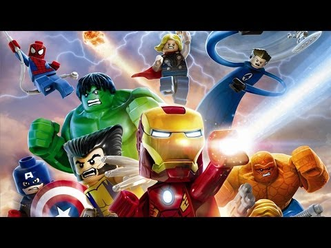 CGR Undertow - LEGO MARVEL SUPER HEROES review for Xbox 360
